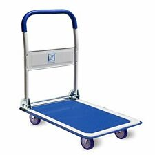 New Listingpush Cart Dolly By Wellmax Moving Platform Hand Truck Foldable For Easy Stora