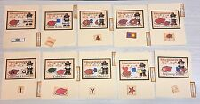 Thanksgiving - 10 File Folder Set  - Activity Set - Teaching - Complete Set