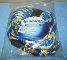 New listing Sevylor 1-2 Person Tow Rope 60 Ft Long for Towing Inflatable Tubes New Free Ship
