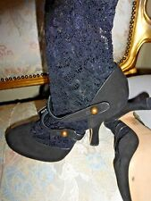 Dolce&Gabbana shoes with built in lace sock