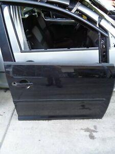 VW TOURAN T1 Tür vorne rechts 4/5Türer Black Magic Perl. LC9Z Bj.2005 (12)