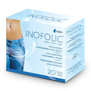INOFOLIC, 20 SACHETS For women who want to adjust their menstrual cycle