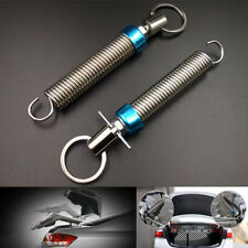 2pcs Blue Universal Adjustable Automatic Vehicle Car Boot Lid Lifting Spring