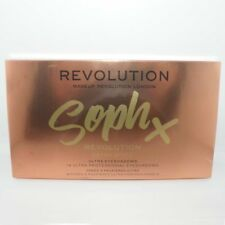 Makeup Revolution Soph X Extra Spice Eyeshadow Palette 24 Vibrant Colour