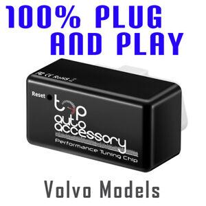 Performance Tuning Tuner Speed OBDII OBD2 OBD II 2 Chip Module ECU Map for Volvo