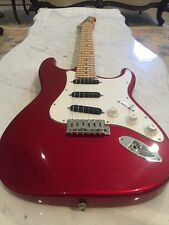 Strat Style Electric Guitar Swamp Ash