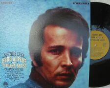 Herb Alpert & Tijuana Brass ORIG US LP Sounds like NM '67 A&M Jazz Pop
