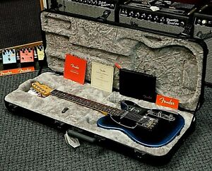 2021 Fender American Professional II Telecaster! Dark Knight Finish! NO RESERVE!