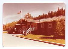 Barkerville British Columbia Canada Ranger Station Photo 1960s