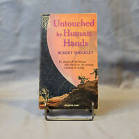 Untouched by Human Hands by Robert Sheckley -Vintage SciFi Book- FREE SHIPPING!!