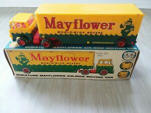 vintage Marx MAYFLOWER Moving Van toy model in Original Box, OB (new), 1960?s