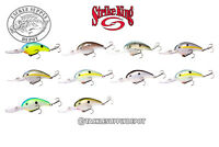 Strike King 6XD Silent Crankbait 6 XD Extra Deep CB Series 3in 1oz - Pick