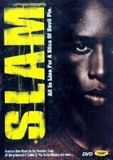 Slam 1998 - Saul Williams, Sonja Sohn, Bonz - New UK Compatible Region Free DVD