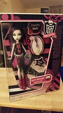 Monster High Spectra Vondergeist Doll W/ Pet Ferret Rhuen