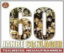 60 Jahre Schlager von Various | CD | Zustand sehr gut
