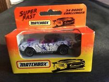Matchbox Superfast Dodge Contemporary Diecast Cars, Trucks & Vans
