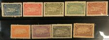 Dominican Republic #111-119 Complete Set 1900 MH