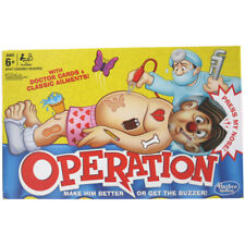 Hasbro Classic Operation Game NEW