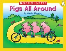 Level A - Pigs All Around Little Leveled Readers: Level a