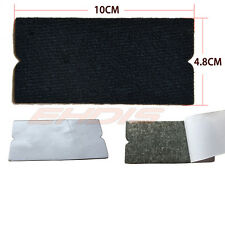 100 PCS Felt Edge Fabric Squeegee Wrap Size Pre-cut 10cm x 4.8cm  Scratch-less