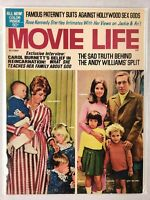 movie life	magazine	:  hollywood sex gods, rose kennedy, jackie, ari, oct, 1970