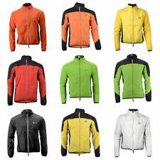 ROCKBROS Jacket Cycling Clothing Sports Wind Coat Jersey Reflective Vest