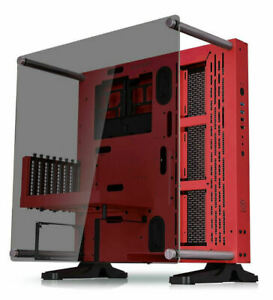 Thermaltake CA-1G4-00M3WN-03 Core P3 SE Red TG Open Frame PC w/ Riser Cable
