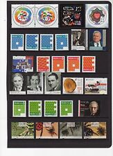 Poland 2013 Complete Year Set - 54 Stamps and 9 Souvenir Sheets, Mint NH