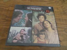 "Sunshine ""Television Soundtrack"" Record with Sleeve - Free Domestic Shipping"
