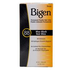 Bigen Permanent Powder Hair Color 88 Blue Black 1 ea