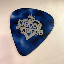 House of Blues Mouse Pad Guitar Pick Style from Myrtle Beach, SC (USED)