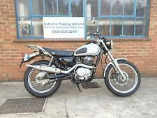 Honda CL400 2000 in Silver, Very Cool Street Scrambler