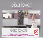 CD DIGIPACK 14T ELISA TOVATI feat TOM DICE LE SYNDROME DE PETER PAN NEUF SCELLE
