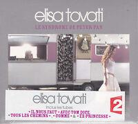 CD DIGIPACK 14T ELISA TOVATI feat TOM DICE LE SYNDROME DE PETER PAN NEUF SCELLE