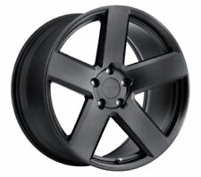 20x8.5 TSW Bristol 5x114.3 +40 Matte Black Rims Fits Honda Accord 2008-2012