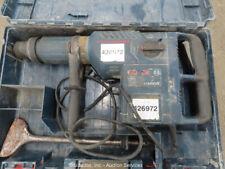 "2012 Bosch 11245EVS Electric 2"" Demolition Demo Chipping Hammer Drill bidadoo"