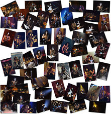 54 Concert Photos Kiss Love Gun Tour from original negatives 1970's