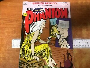 Comic The Phantom: Queen Pera the Perfect; The Treasure Hunters - No. 1264 #Z209