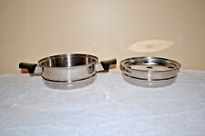 CORDON BLEU STEAMER AND DOUBLE BOILER INSERTS STAINLESS STEEL