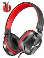 Best Over Ear Headphones Noise Cancelling Men Women Kids Beats Computer Wired