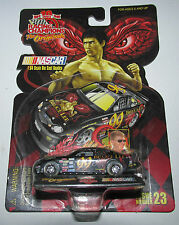 Jeff Burton #99 Bruce Lee NASCAR Diecast Car Racing Champions 1:64 Scale 1999 NW