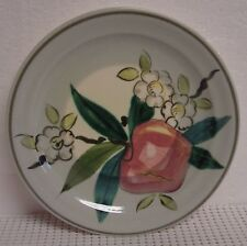 Red Wing NORMANDY Bread Plate NICE APPLE DESIGN More Items Available