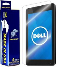 ArmorSuit MilitaryShield Dell Venue 7 Screen Protector + White Carbon Fiber Skin