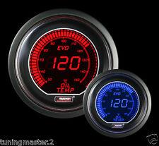 Calibrador de presión Herramienta PROSPORT 52mm Temperatura Aceite 50-150°C