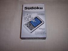 Electronic Sudoku Challenge Game, 2 AAA Batteries,Three Modes,Sleep Function,$5