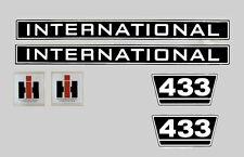 IHC Aufkleber International 433 Logo Emblem Sticker Label  52cm