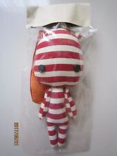 Red Striped Doll 1pcs