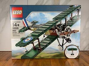 Lego Sopwith Camel (10226) Brand New Sealed