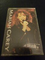 Mariah Carey MTV Unplugged cassette tape album