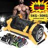 30KG Weighted Lifting Bulgarian Sandbag Boxing Fitness Physical Training Bag